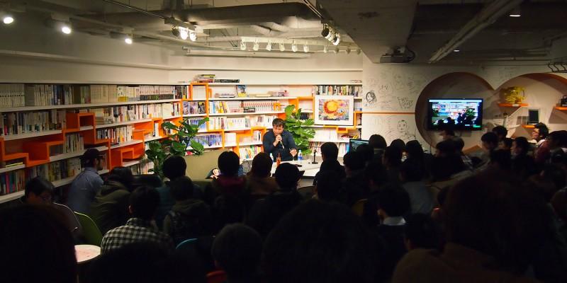 2014年2月に開催された浅田彰×東浩紀「フクシマは思想的課題になりうるか」は伝説のトークショーとなった